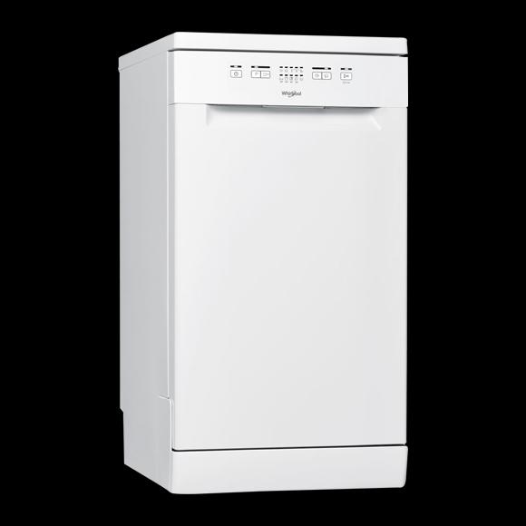 Whirlpool WSFE2B19 keskeny mosogatógép, fehér A+