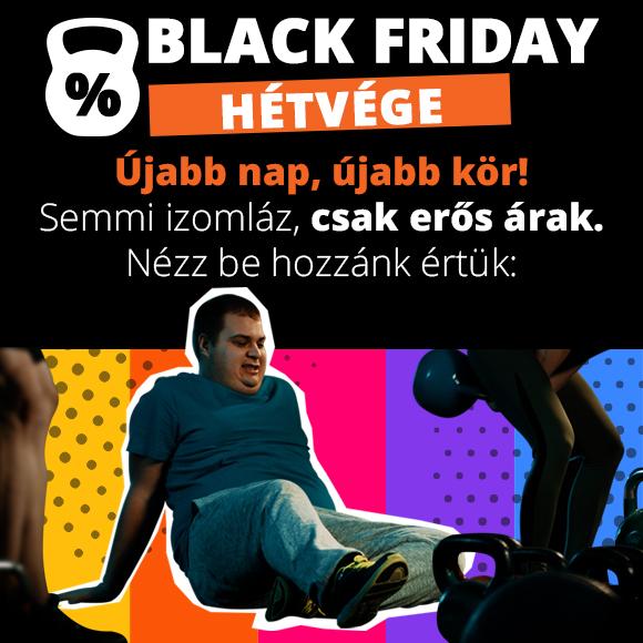 Black Friday: November 20-22!