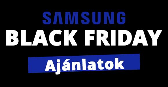 Samsung Black Friday ajánlatok