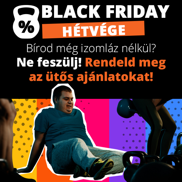 Black Friday: November 20-22!