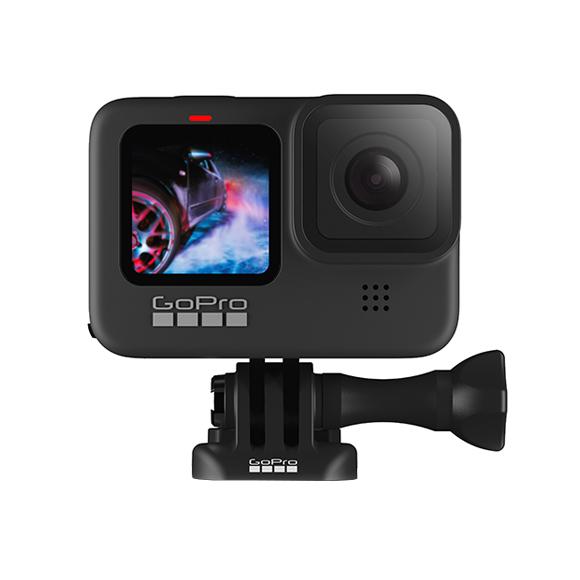 GoPro Hero9 Black sportkamera webkamera funkcióval