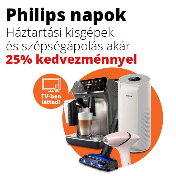 Philips napok az Extreme Digitálnál