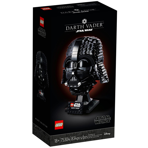 LEGO® Star Wars TM 75304 Darth Vader™ sisak